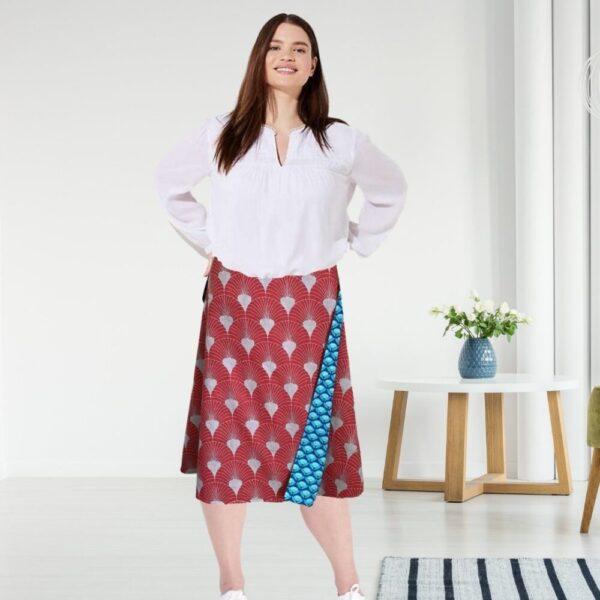oriental skirt
