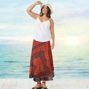 Amelia Saree Skirt